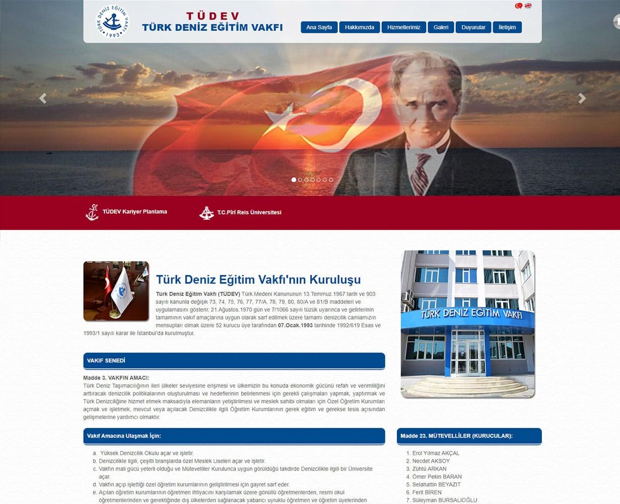 Türk Deniz Ticaret Vakfı